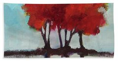 Trees For Alice Beach Towel
