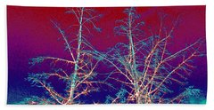 Treetops 4 Beach Towel