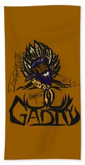 Tribe Of Gad Beach Towel