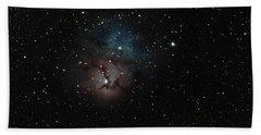 Trifid Nebula Beach Sheet