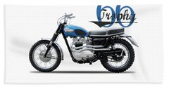 Triumph Trophy Sc Beach Towel