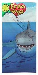 Trolling For Hugs Beach Sheet