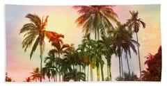 Tropical 11 Beach Towel