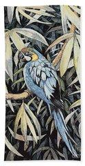 Tropical Adventure Beach Towel by Martha Ayotte
