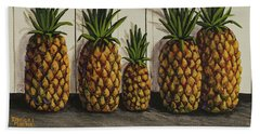 Tropical Bounty Beach Towel
