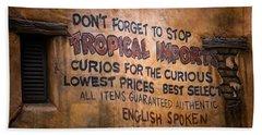 Tropical Imports Beach Sheet