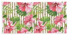 Tropical Paradise-jp3964 Beach Towel