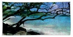 Tropical Utopia  Beach Towel