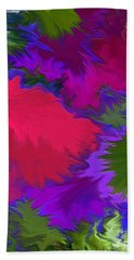 Beach Towel featuring the photograph Tropicana by Patricia Griffin Brett