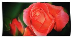 Tropicana Rose Beach Towel