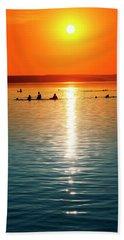 Tropicana Swimming Beach Towel