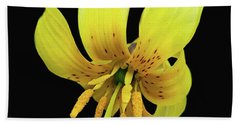 Trout Lily 2 Beach Towel