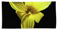 Trout Lily Beach Towel