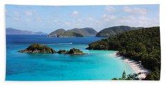 Trunk Bay, St. John Beach Towel