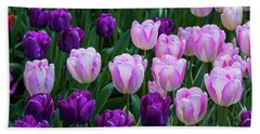 Tulip Blush Beach Sheet