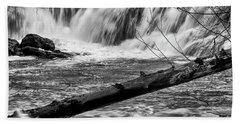 Tumwater Waterfalls#2 Beach Towel