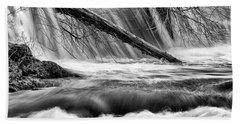 Tumwater Waterfalls#3 Beach Towel