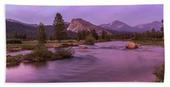 Tuolumne Meadow Beach Sheet