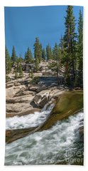 Tuolumne River II Beach Towel