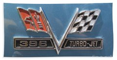 Beach Towel featuring the photograph Turbo-jet by Rebecca Davis