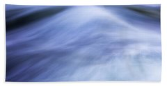 Beach Sheet featuring the photograph Turbulence 3 by Mike Eingle