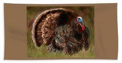 Turkey In The Straw Beach Sheet