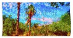 Turnaround Park Beach Towel