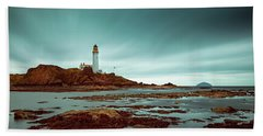 Turnberry Lighthouse Beach Towel