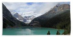 Turquoise Lake Beach Sheet
