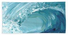 Turquoise Room Beach Sheet