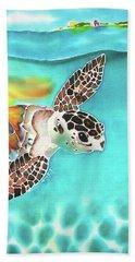 Turtle Creek Beach Towel