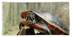 Turtle Neck Beach Sheet
