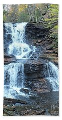Tuscarora - Ricketts Glen Beach Towel