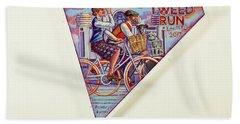 Tweed Run London Princess And Guvnor  Beach Sheet