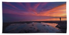Twilight Time Beach Towel