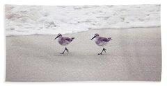 Twins Beach Sheet