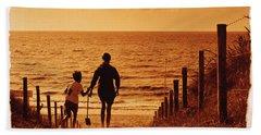 Two At Sea Beach Sheet