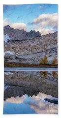 Two Larches Beach Towel