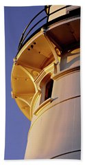 Two Lights, Cape Elizabeth Beach Towel