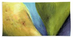 Two Pears Still Life Beach Towel