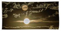 Two Suns Beach Sheet