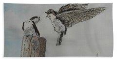 Two Swallows Beach Sheet