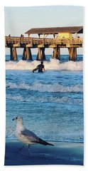 Tybee Island Beach Towel