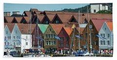 Tyske Bryggen Beach Sheet
