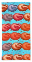 Ugly Bug Army Beach Towel