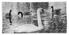 Ugly Duckling Beach Towel
