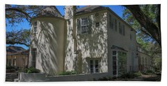 Ul Alum House Beach Towel by Gregory Daley  PPSA