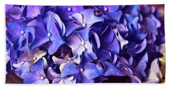 Ultra Violet Dance Beach Towel