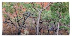 Beach Sheet featuring the photograph Uluru 05 by Werner Padarin
