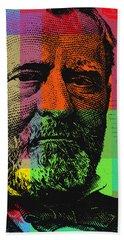 Ulysses S. Grant - $50 Bill Beach Towel